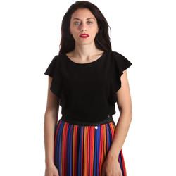 Vêtements Femme Tops / Blouses NeroGiardini P962510D Noir