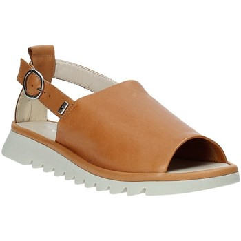 Chaussures Femme Sandales et Nu-pieds Valleverde 41151 Marron