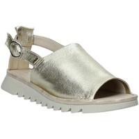 Chaussures Femme Sandales et Nu-pieds Valleverde 41152 Jaune