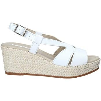 Chaussures Femme Sandales et Nu-pieds Valleverde 32211 Blanc