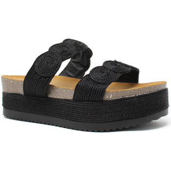 Chaussures Femme Mules Exé Shoes I468Q6923001 Noir