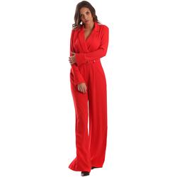 Vêtements Femme Combinaisons / Salopettes Byblos Blu 2WD0010 TE0012 Rouge