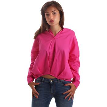 Vêtements Femme Chemises / Chemisiers Byblos Blu 2WR0004 TE0014 Rose