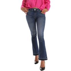 Vêtements Femme Jeans bootcut Byblos Blu 2WJ0012 TE0126 Bleu