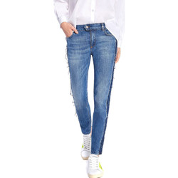 Vêtements Femme Jeans slim Byblos Blu 2WJ0004 TE0135 Bleu