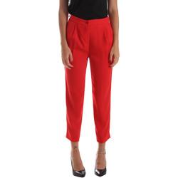 Vêtements Femme Chinos / Carrots Byblos Blu 2WP0002 TE0012 Rouge