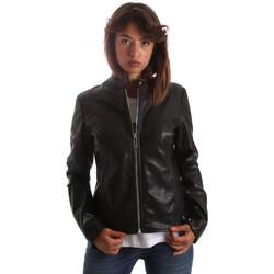 Vêtements Femme Vestes en cuir / synthétiques Byblos Blu 2WS0009 TE0060 Noir