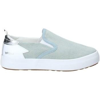 Chaussures Femme Slip ons Gas GAW910105 Bleu