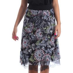 Vêtements Femme Jupes Smash S1928417 Noir