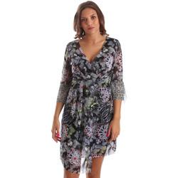 Vêtements Femme Robes courtes Smash S1984413 Noir