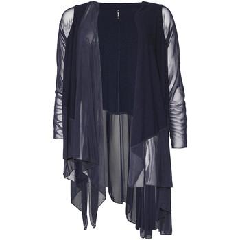 Vêtements Femme Gilets / Cardigans Smash S1953411 Bleu