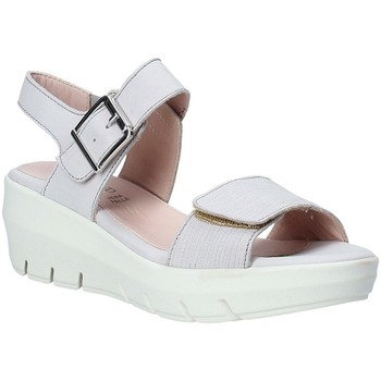 Chaussures Femme Sandales et Nu-pieds Grunland SA1881 Blanc