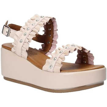 Chaussures Femme Sandales et Nu-pieds Grunland SA2301 Rose