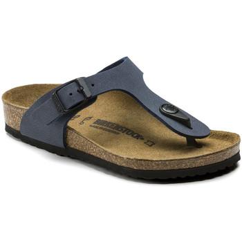 Chaussures Enfant Tongs Birkenstock 345443 Bleu