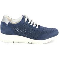 Chaussures Femme Baskets basses Grunland SC4440 Bleu