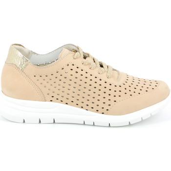 Chaussures Femme Baskets basses Grunland SC4440 Rose