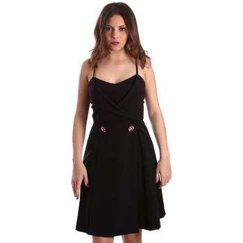 Vêtements Femme Robes courtes Gaudi 911FD15005 Noir
