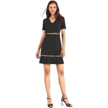 Vêtements Femme Robes courtes Gaudi 911FD15006 Noir