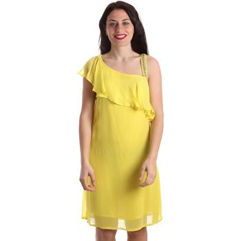 Vêtements Femme Robes courtes Gaudi 911FD15011 Jaune