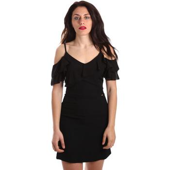 Vêtements Femme Robes courtes Gaudi 911FD15049 Noir