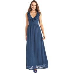 Vêtements Femme Robes longues Gaudi 911BD15007 Bleu