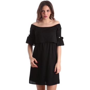 Vêtements Femme Robes courtes Gaudi 911BD15015 Noir