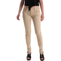 Vêtements Femme Jeans skinny Gaudi 911BD25010 Beige