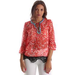 Vêtements Femme Tops / Blouses Gaudi 911BD45013 Rouge