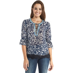 Vêtements Femme Tops / Blouses Gaudi 911BD45013 Bleu