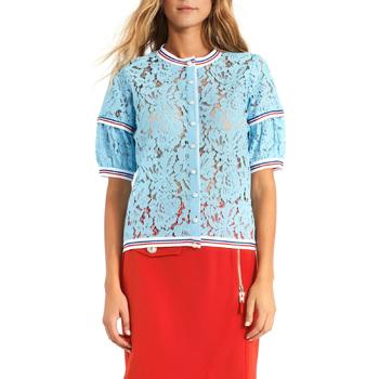 Vêtements Femme Tops / Blouses Gaudi 911BD55001 Bleu