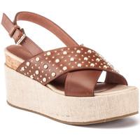 Chaussures Femme Sandales et Nu-pieds Lumberjack SW40006 006 Q12 Marron