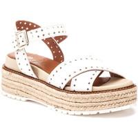 Chaussures Femme Sandales et Nu-pieds Lumberjack SW43706 004 B01 Blanc