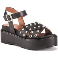 Chaussures Femme Sandales et Nu-pieds Lumberjack SW43706 004 Q12 Noir