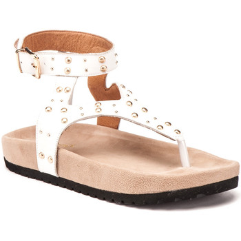 Chaussures Femme Sandales et Nu-pieds Lumberjack SW57506 002 Q12 Blanc
