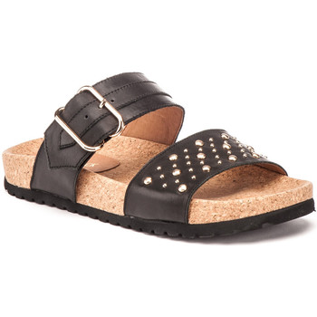 Chaussures Femme Mules Lumberjack SW57506 001 Q12 Noir