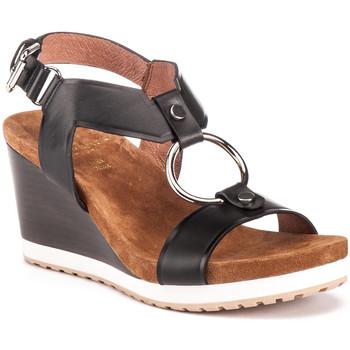 Chaussures Femme Sandales et Nu-pieds Lumberjack SW56506 003 B01 Noir