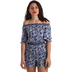 Vêtements Femme Combinaisons / Salopettes Pepe jeans PL230259 Bleu