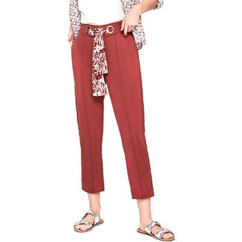 Vêtements Femme Chinos / Carrots Pepe jeans PL211275 Rouge