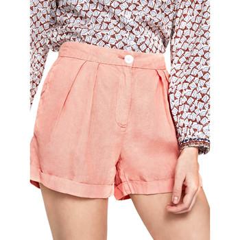 Vêtements Femme Shorts / Bermudas Pepe jeans PL800839 Orange