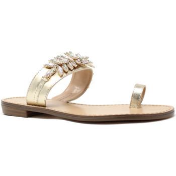 Chaussures Femme Tongs Gold&gold A19 GL303 Orange