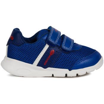 Chaussures Enfant Baskets basses Geox B92H8C 014BU Bleu