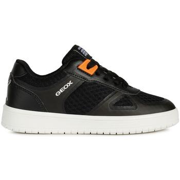 Chaussures Enfant Baskets basses Geox J925PB 01454 Noir