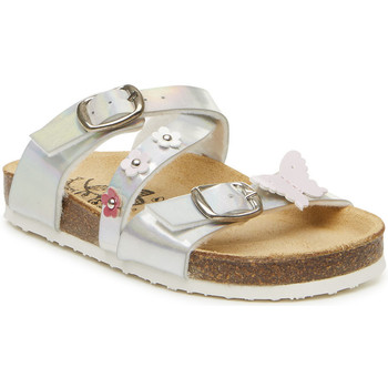 Chaussures Fille Mules Primigi 3427100 Argent