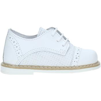 Chaussures Enfant Derbies Melania ME1238B9E.B Blanc