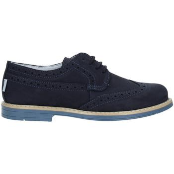 Chaussures Enfant Derbies Melania ME6219F9E.K Bleu