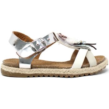Chaussures Fille Sandales et Nu-pieds Miss Sixty S19-SMS586 Argent