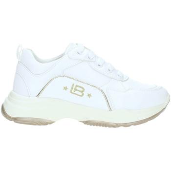 Chaussures Enfant Baskets basses Laura Biagiotti 5181A Blanc