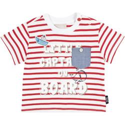 Vêtements Enfant T-shirts manches longues Chicco 09006680000000 Rouge