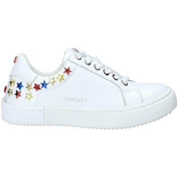 Chaussures Enfant Baskets basses Holalà HS0047L Blanc