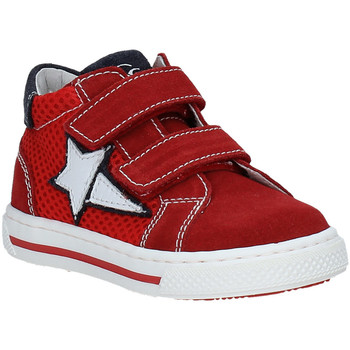 Chaussures Enfant Baskets montantes Nero Giardini P923450M Rouge
